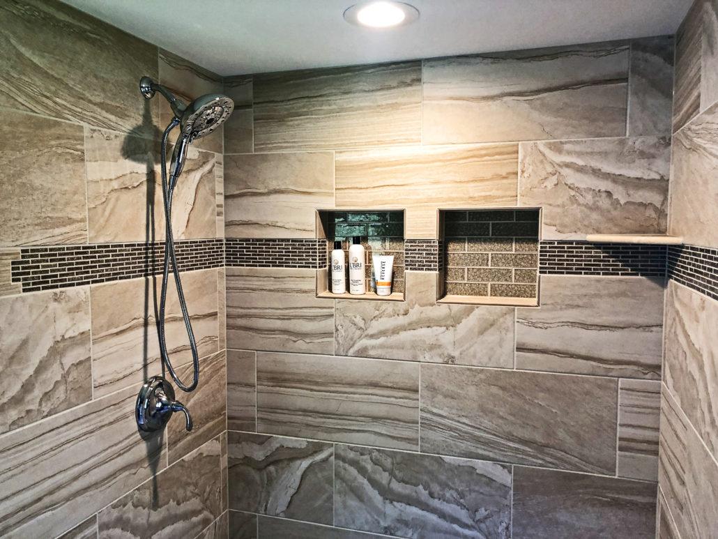 bathroom remodeling, slinger